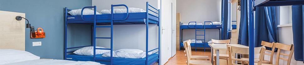 Unterkunft für nur 12 Euro die Nacht!