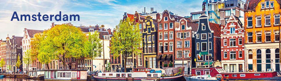 Stadtbild Amsterdam