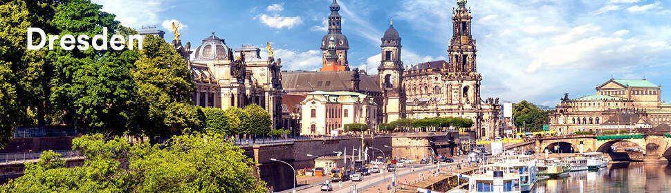 Ein Bild von Dresden
