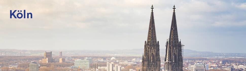 Stadtbild Köln