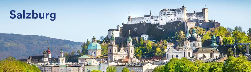 Stadtbild Salzburg