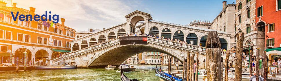 Stadtbild Venedig