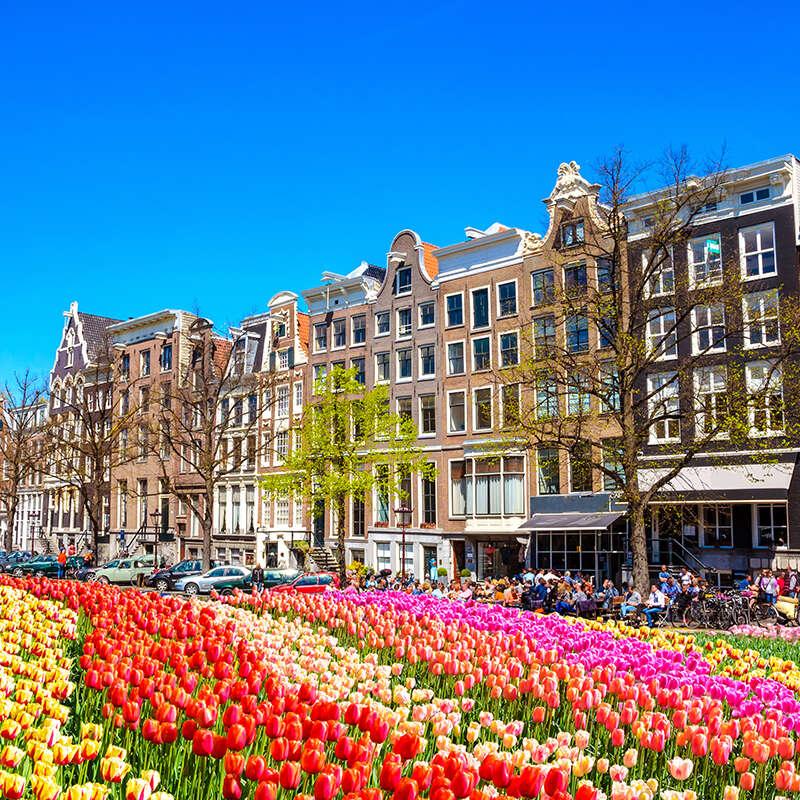 Flexible & baratos salas de conferencias en Amsterdam
