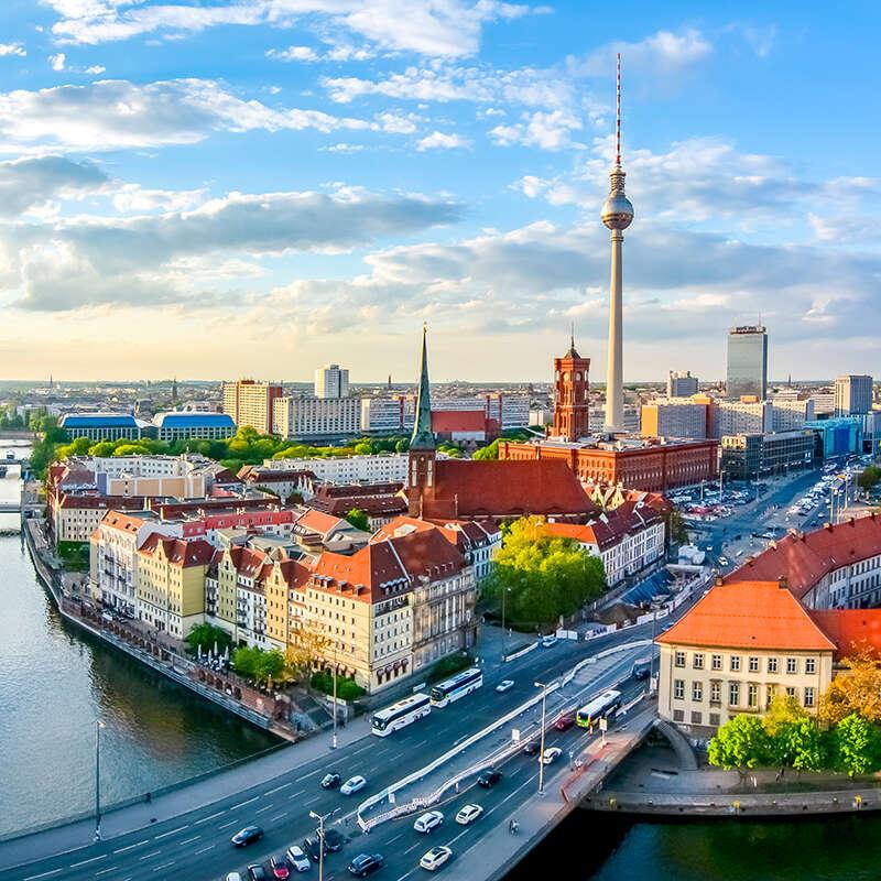 Flexible & baratos salas de conferencias en Berlin