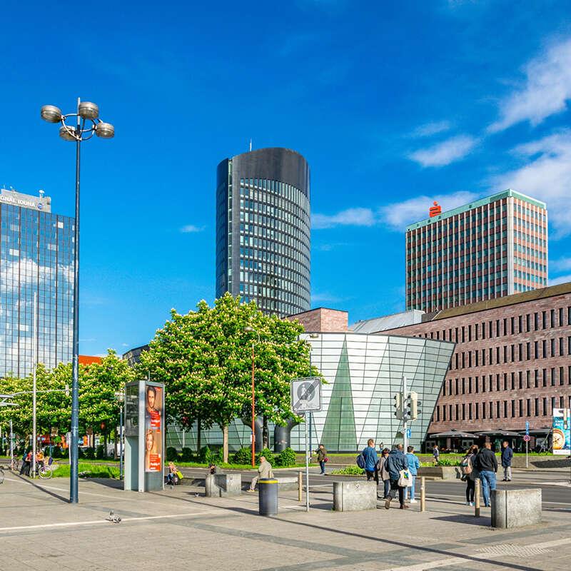 Flexible & baratos salas de conferencias en Dortmund