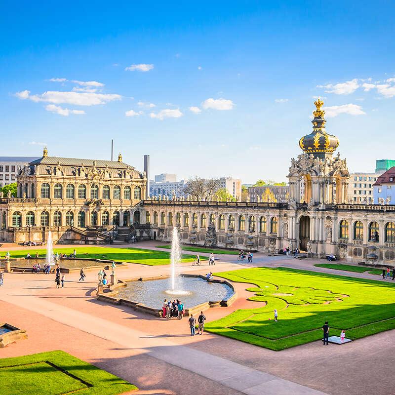 Flexible & baratos salas de conferencias en Dresden
