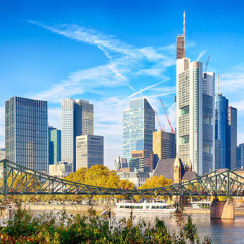 Flexible & baratos salas de conferencias en Frankfurt