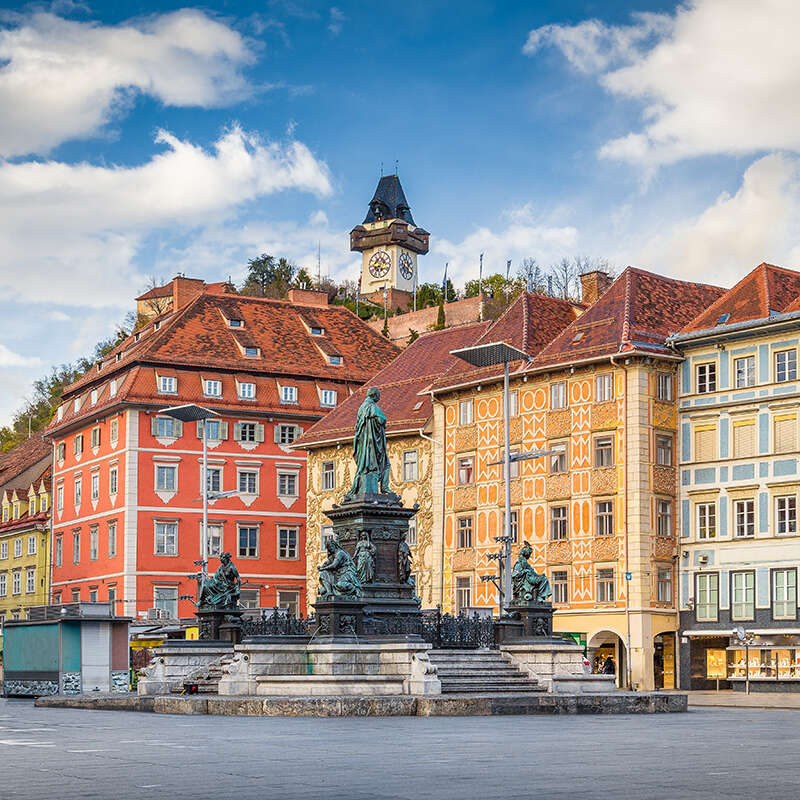 Flexible & günstige Tagungsräume Graz