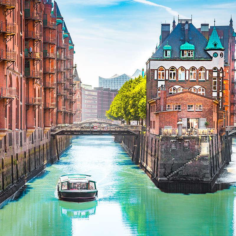 Flexible & baratos salas de conferencias en Hamburg