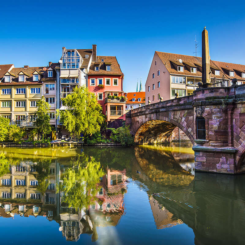 Flexible & baratos salas de conferencias en Nürnberg