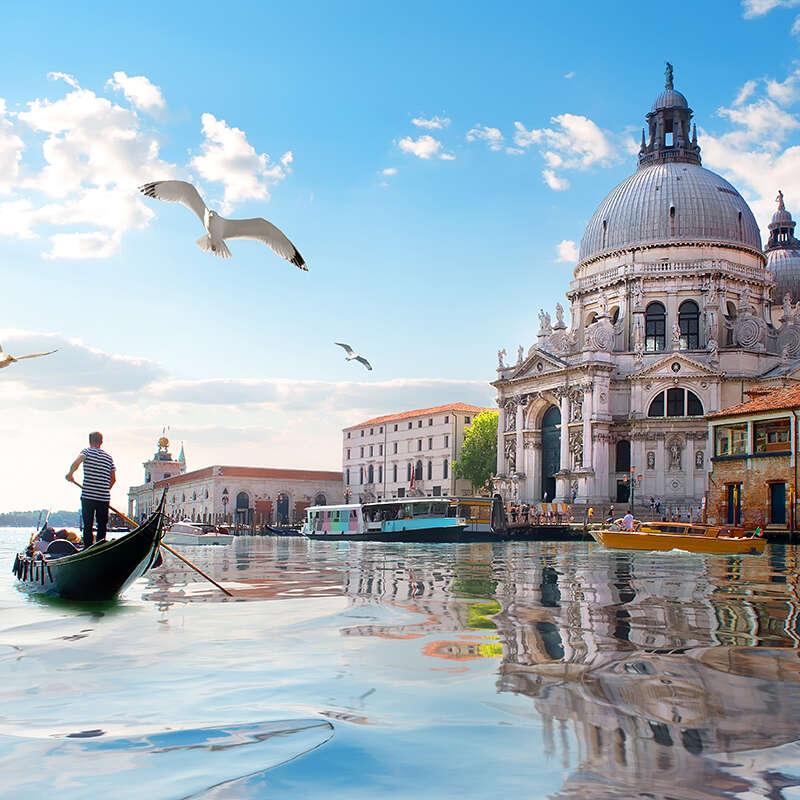 Flexible & baratos salas de conferencias en Venedig