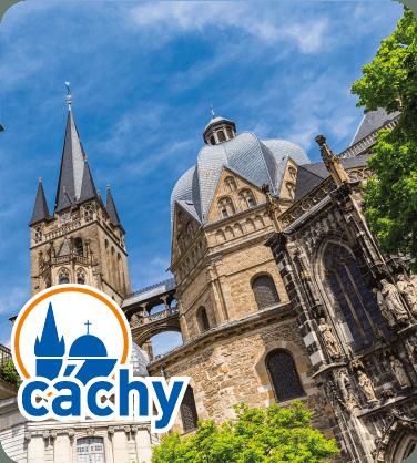Katedrála Panny Marie v Cáchách