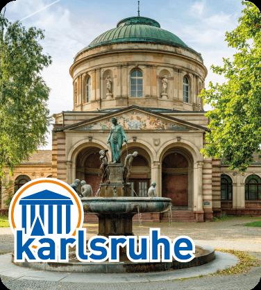 Zámek Karlsruhe