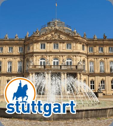 Nový zámek - Stuttgart