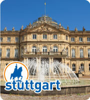 New Palace in Stuttgart