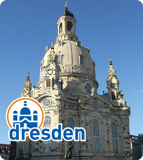 Frauenkirche - Dresda