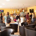 Die Lobby A&O Weimar