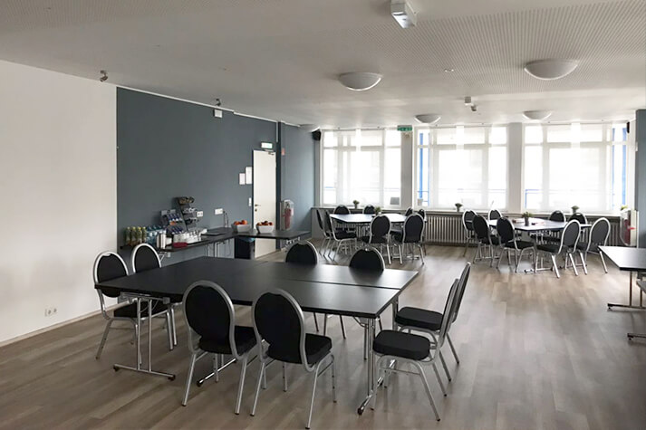 a&o Nuremberg Central Station Conference room