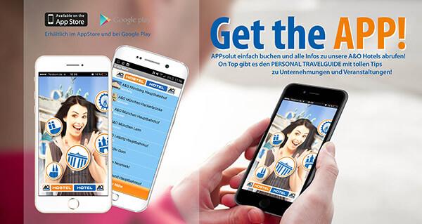 Get the A&O app!