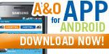 A&O App für Android!