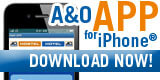 A&O App für iPhone!