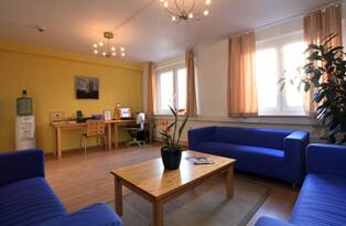 Die AO Lounge für Lehrer und Begleiter gratis
