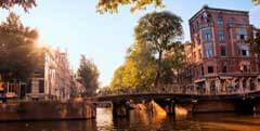 Jordaan district in Amsterdam