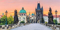 Ein Blick auf Prag