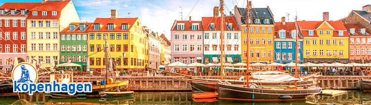 Stadtbild Kopenhagen