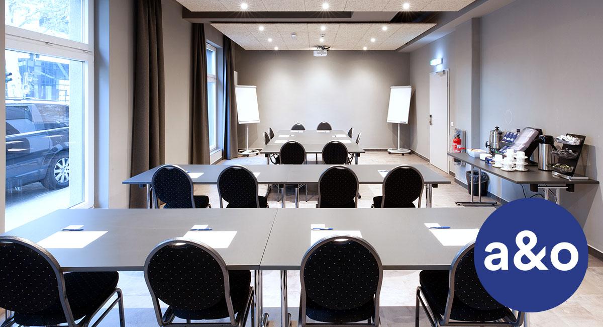 Seminarräume & Tagungsräume in zentraler Lage im a&o Hostel ...