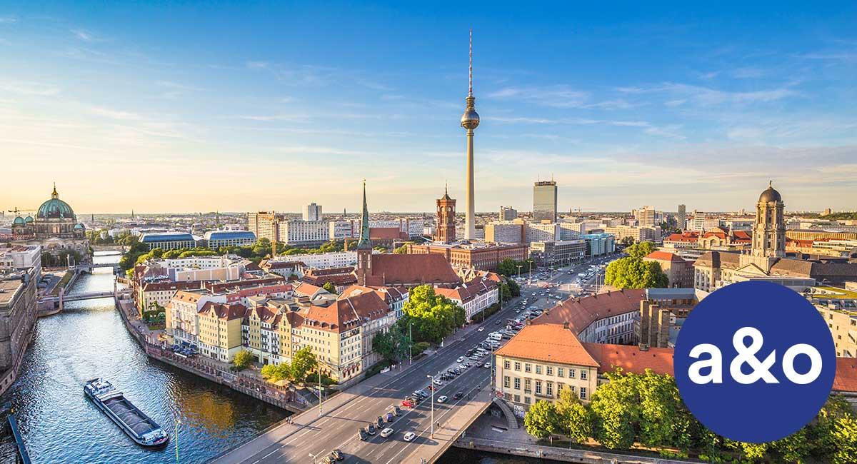 Berlin ist auch die Hauptstadt der Liebessuchenden