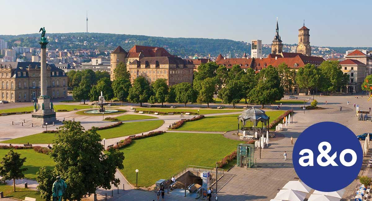 Auberge Stuttgart R 233 Servez Les Auberges A Amp O Au Meilleur Prix