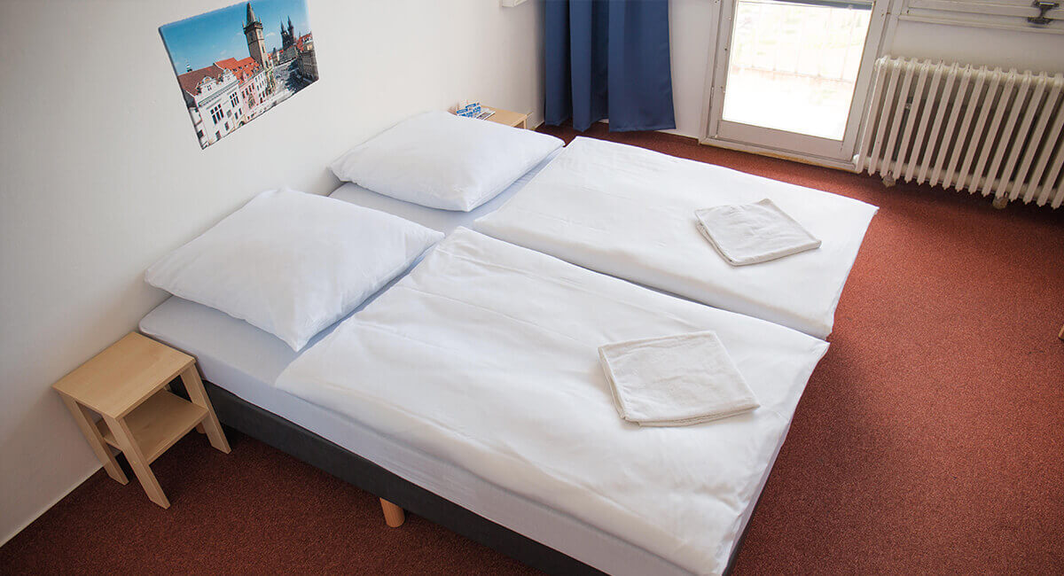 g nstiges hotel a o praha rhea in prag ab 9 bernachten. Black Bedroom Furniture Sets. Home Design Ideas