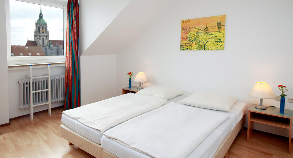 g nstiges hotel a o m nchen hauptbahnhof hostel in m nchen ab 9. Black Bedroom Furniture Sets. Home Design Ideas