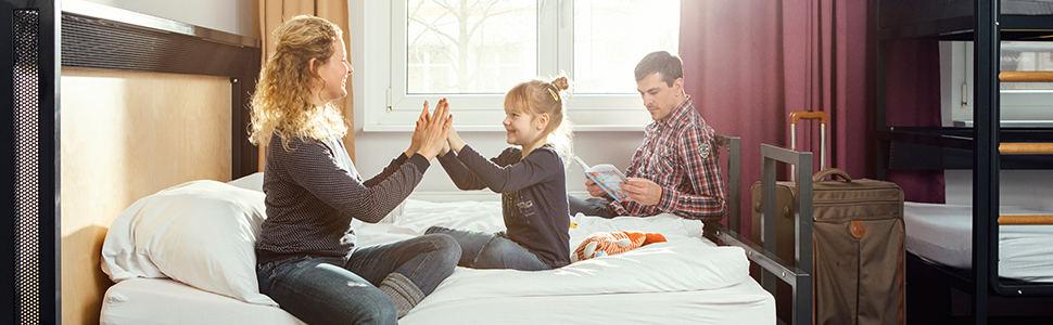 Günstiger Familienurlaub bei a&o